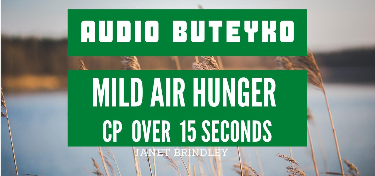 Mild Air Hunger Set 2